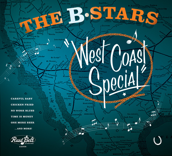 West Coast Special by The B-Stars
